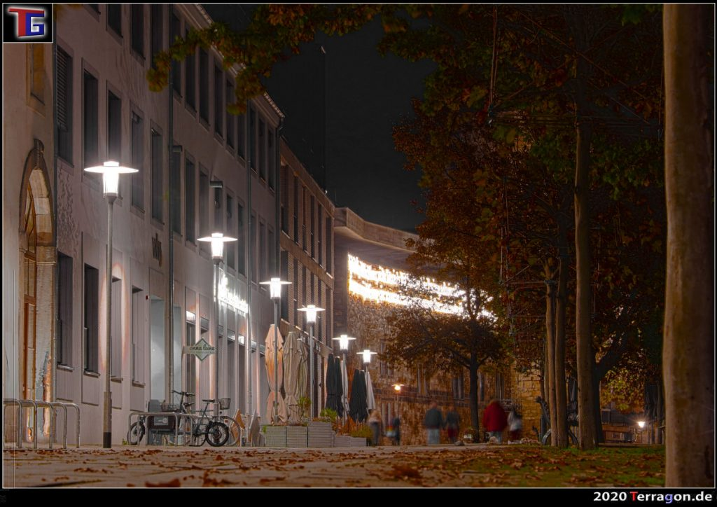 Hannover am Abend
