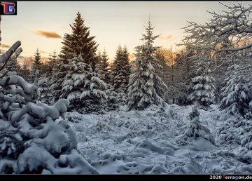 Hannover und Harz im Winter 2021