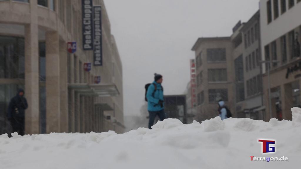 Der Katastrophe entgangen: Winter 2020/2021 in Hannover