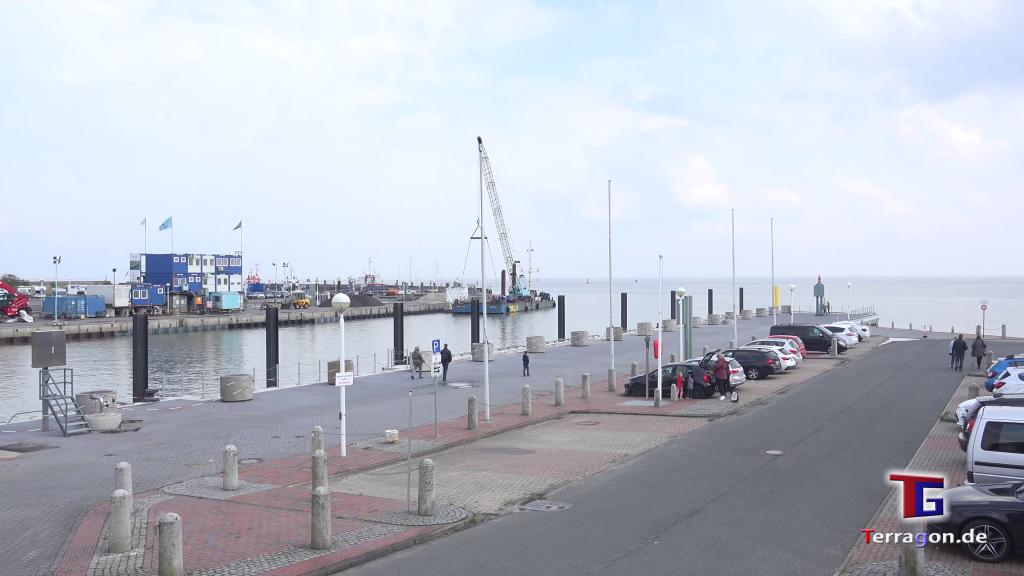 Wilhelmshaven am Jadebusen - Dokumentation 2021
