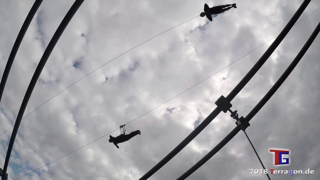 Höhenangst? Überwinde sie auf der längsten Hängebrücke ihrer Art: Titan RT im Harz