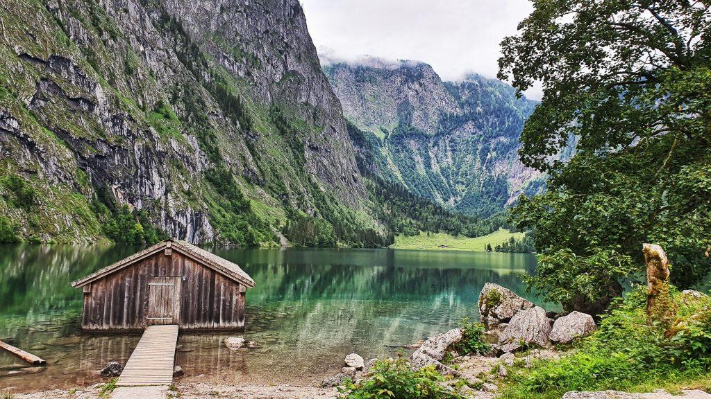 Terragon.de: Königssee im Nationalpark Berchtesgaden