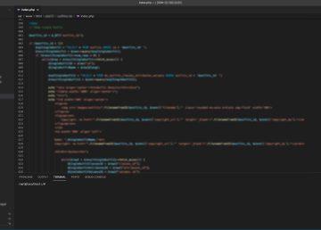 Terragon-Programmierung mit Visual Studio Code